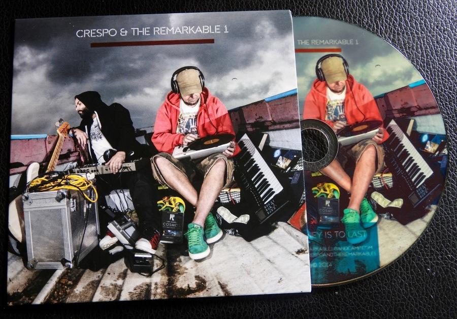 Journey CDjacket front