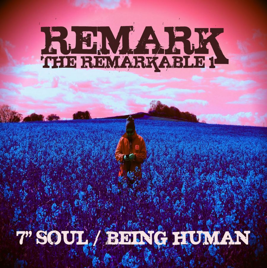 REMARK 7%22 SOUL FRONT COVER