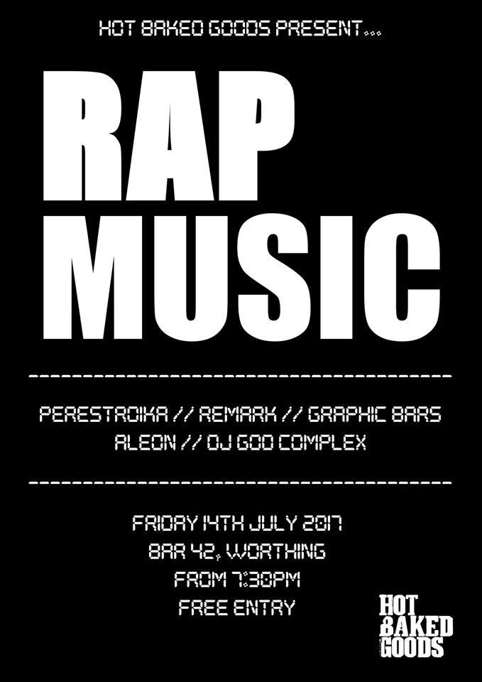 RAP MUSIC GIG